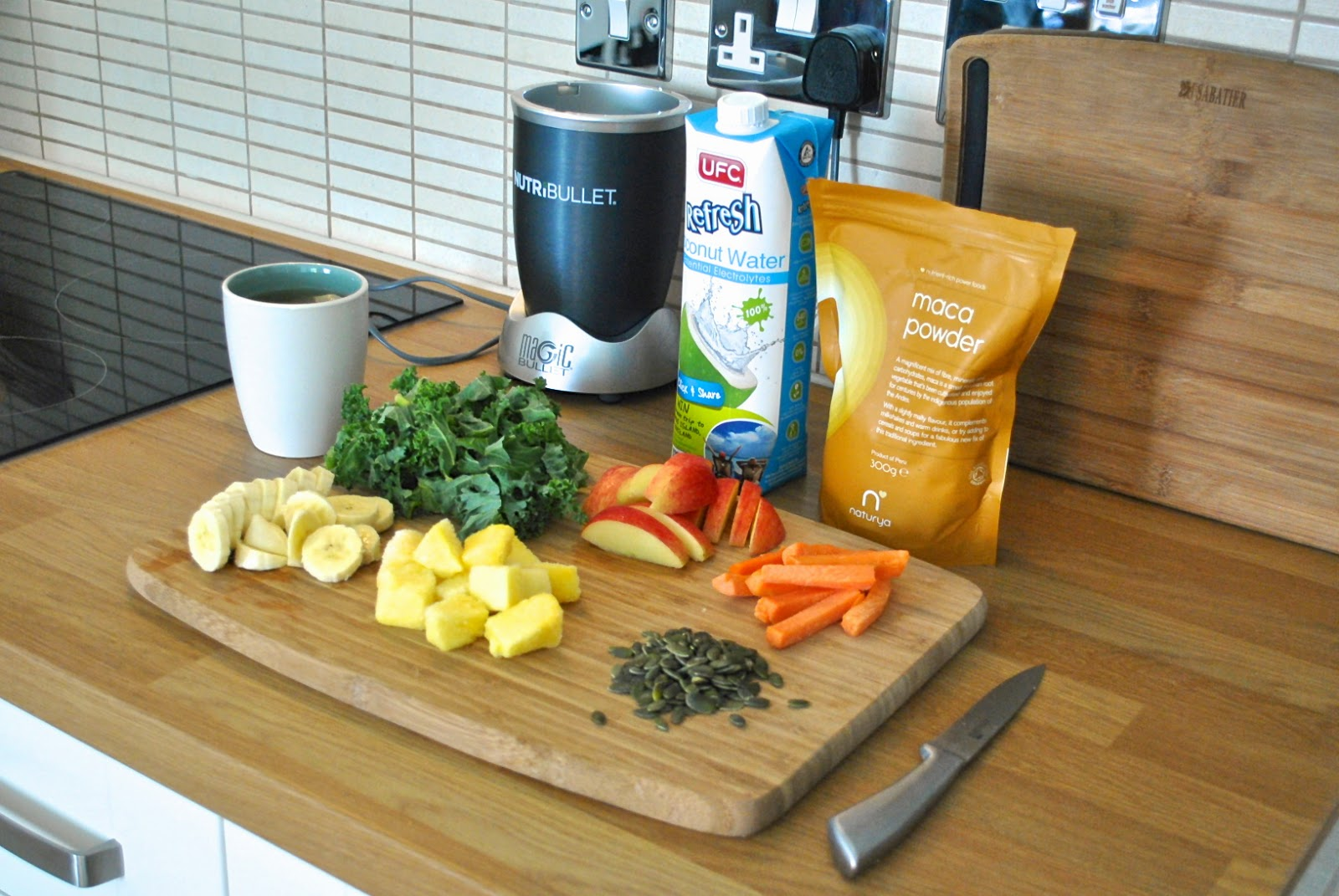 NutriBullet smoothie recipe