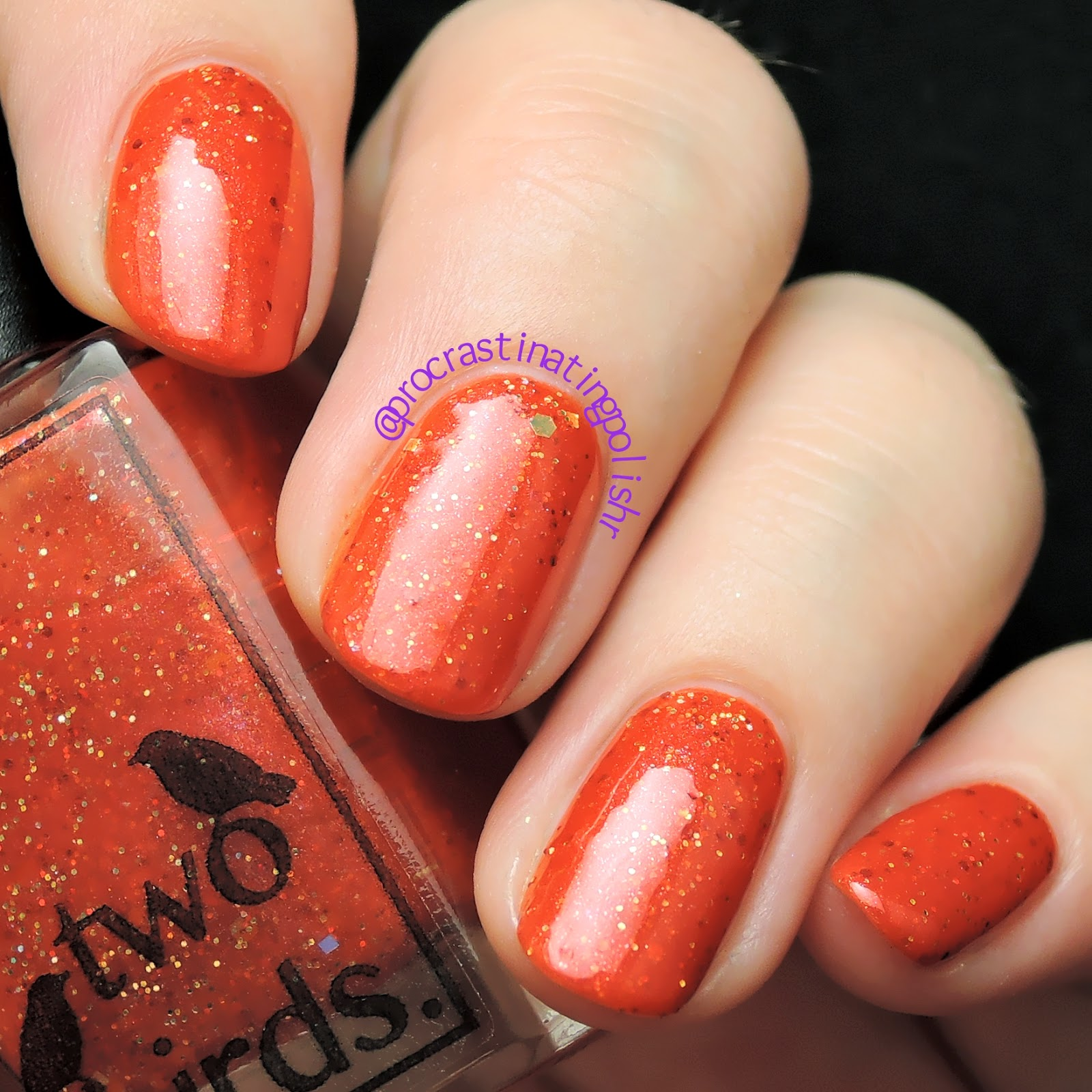 Two Birds Lacquer - BBQ Crays