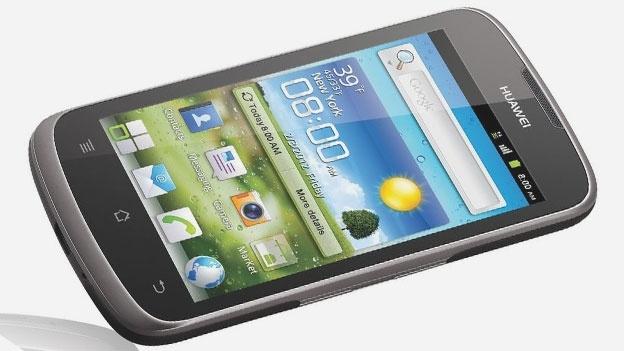 pertama kali diperkenalkan di Indonesia dalam ekspo Indonesian Cellular Show  Huawei Ascend G300: Harga Terjangkau, Layar 4 Inci dan Prosesor 1 GHz