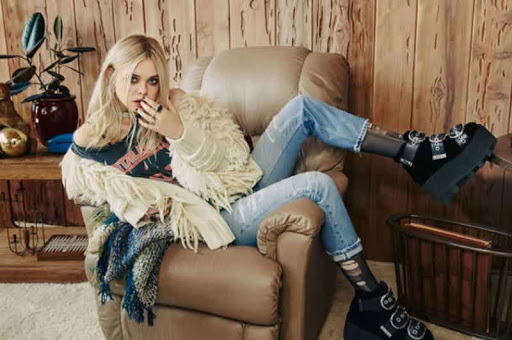 Elle Fanning Nylon Magazine November 2015 photo shoot