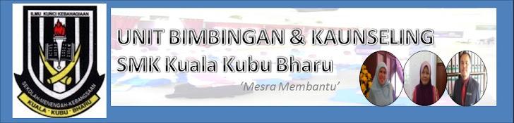 Unit Bimbingan dan Kaunseling SMK Kuala Kubu Bharu