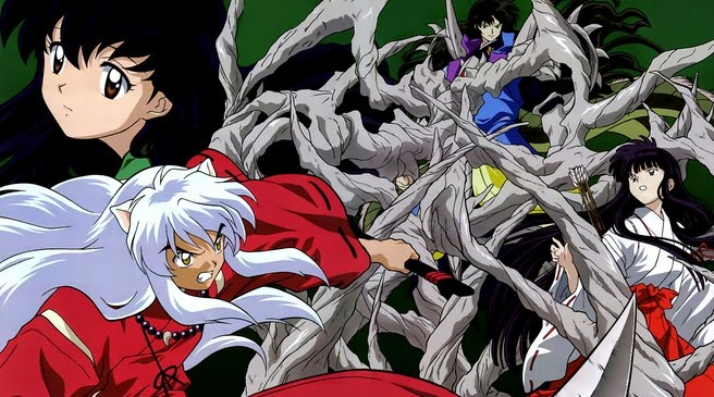 inuyasha castle beyond the looking glass english dub