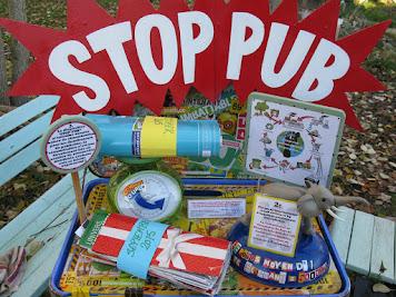 'Stop Pub' pub