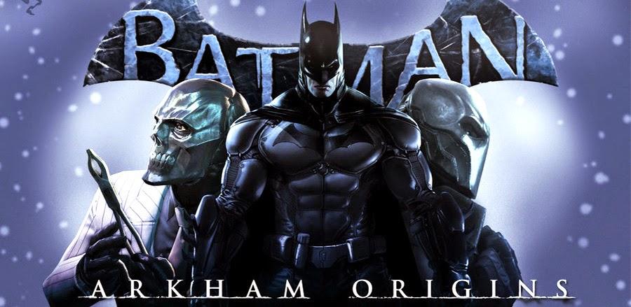 Batman Arkham Origins v1.2.9 APK MOD