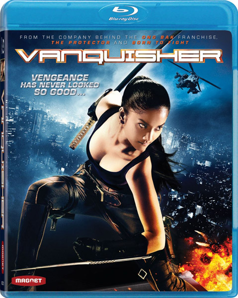 The Vanquisher 2009 Movie Download DVDRip Film Quality ~ hotmovie44