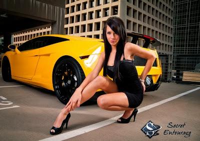 Lamborghini Gallardo & Ellis