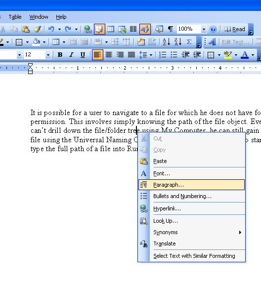 Line Spacing In Microsoft Word 2003 Office Support