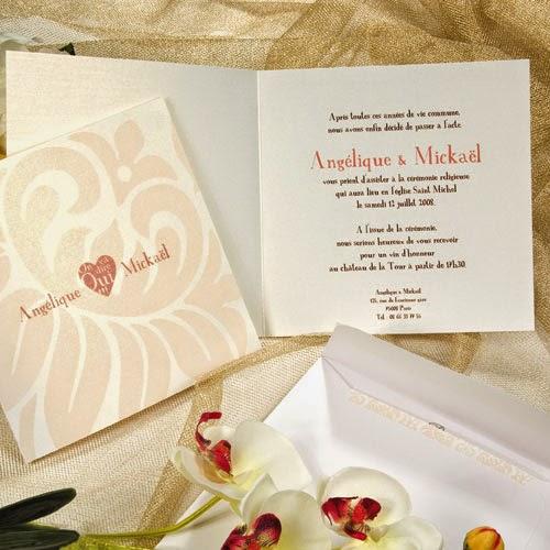 Exemple texte faire part mariage original texte faire part - Texte felicitation mariage original ...