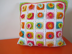Flower Square Tutorial