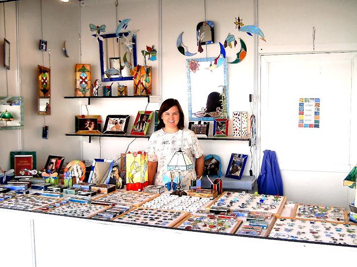 Tiffany Artesanos en Rondarte 2012