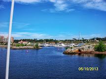 Nanseann Day 217 19 50 Mi Barefoot Landing Marina