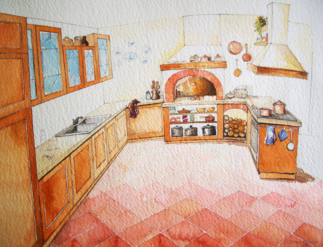 Anna Pilotto Illustratrice: Progettazione dinterni