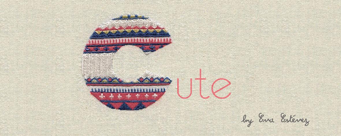 CUTE by Eva Estévez
