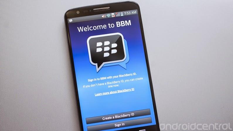 Cara Mengganti PIN BBM di Android dengan Mudah