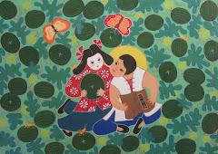 Exposition des peintures Ju Xiangxu jusqu'au 14 novembre prochain