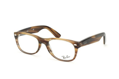 ray ban rx 5184 red