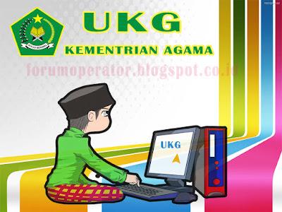 UKG (Uji Kompetensi Guru) Kemenag