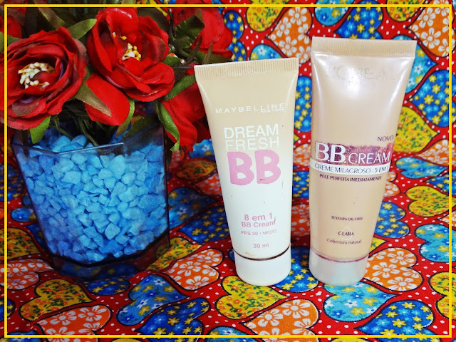Batalha de BB Cream: L'óreal vs Maybelline