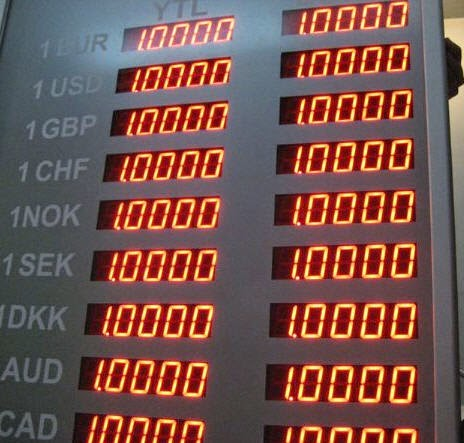 which currency to use in istanbul