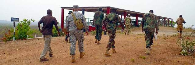 Military News - U.S. sending team of combat trainers to Nigeria