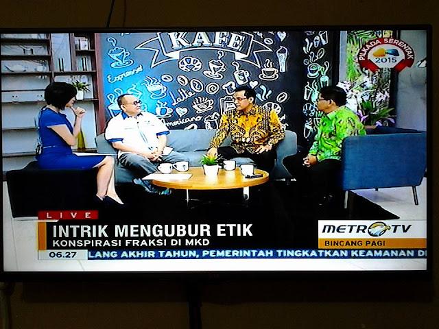 Antara Moderator dan Provokator Sebuah Media