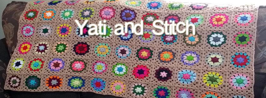 Yati and Stitch