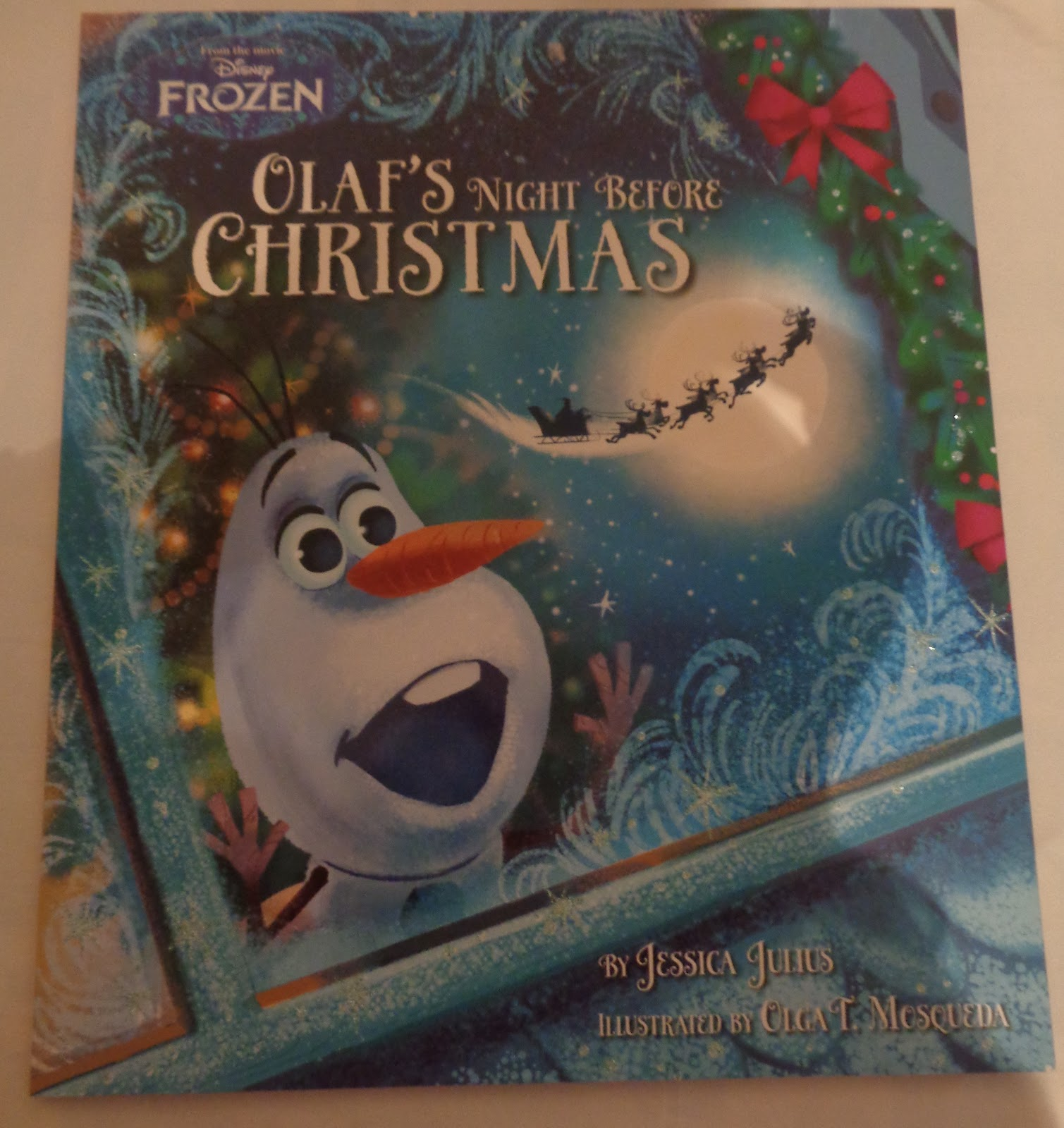Chickywiggle\'s Blogspot: Christmas: Book Advent