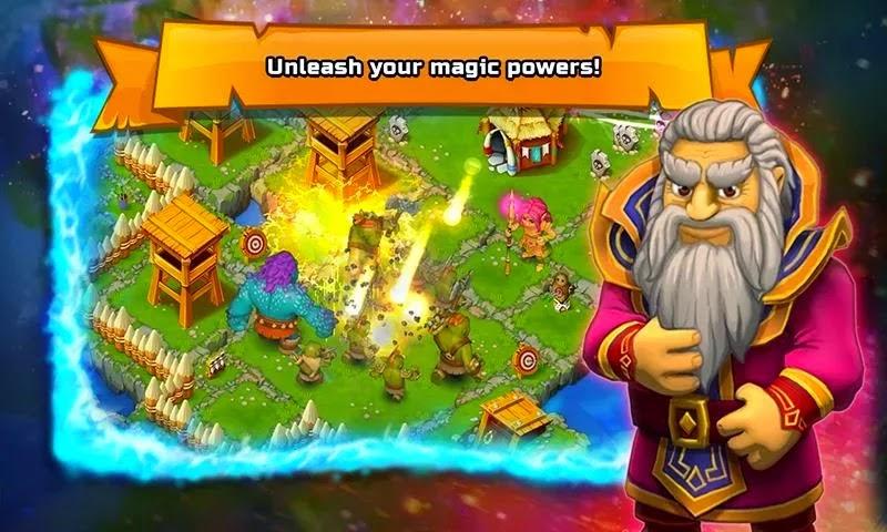 Game Clash of Islands APK v1.03 [Mod] screenshot