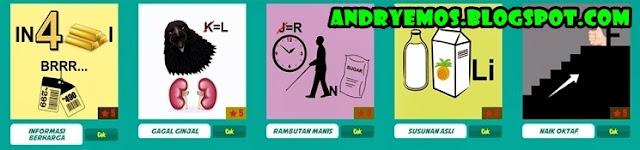 Kunci Jawaban Game Tebak Gambar Android Level 4