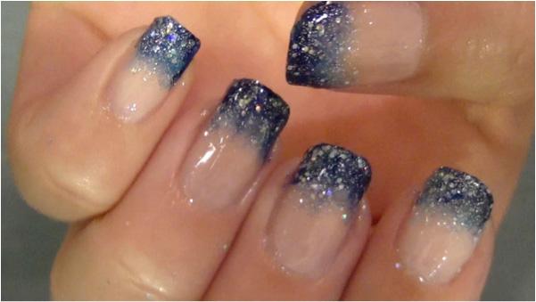 kit beauty des ongles bleu nuit. Black Bedroom Furniture Sets. Home Design Ideas