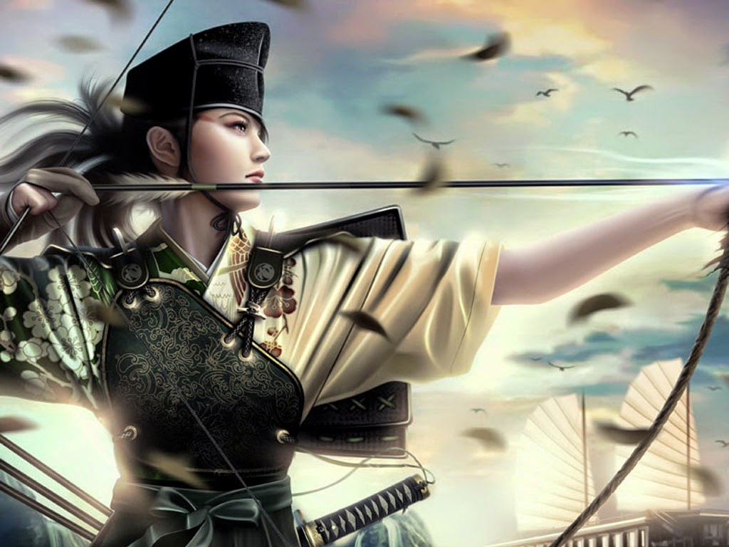 3D Army Girl HD Wallpapers