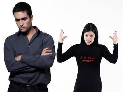 لماذا تناقص حب زوجك وحبيبك لك - امرأة غاضبة - angry woman - things_we_really_hate_about_men