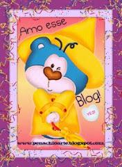Presente da querida amiga Milene R.F.S , do blog : http://melodiaemversos.blogspot.com/