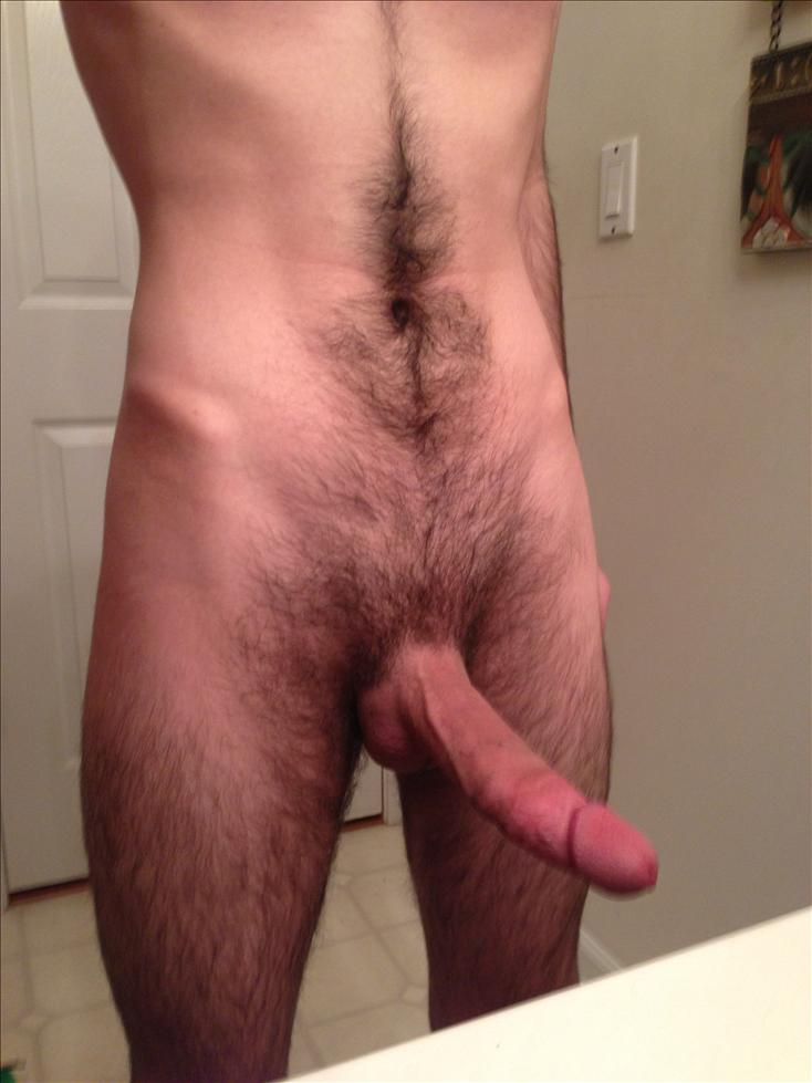 skinny Big dick long