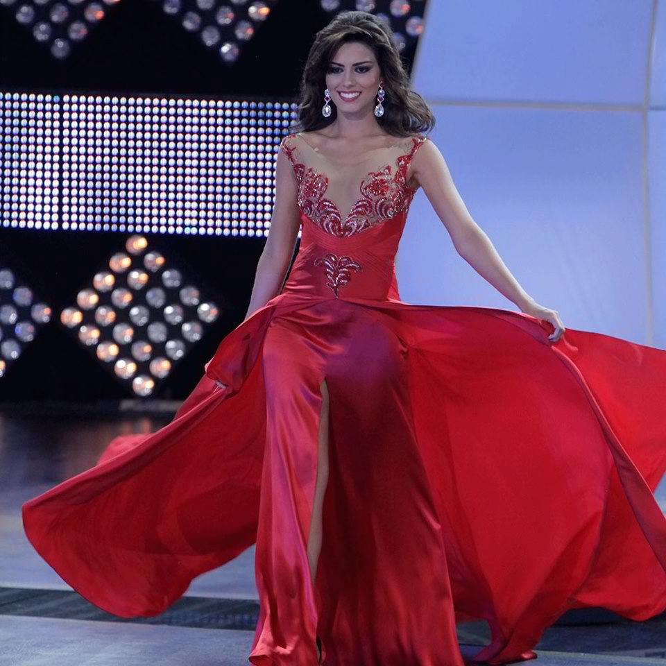 and will represent her country at the miss universe 2013 pageant