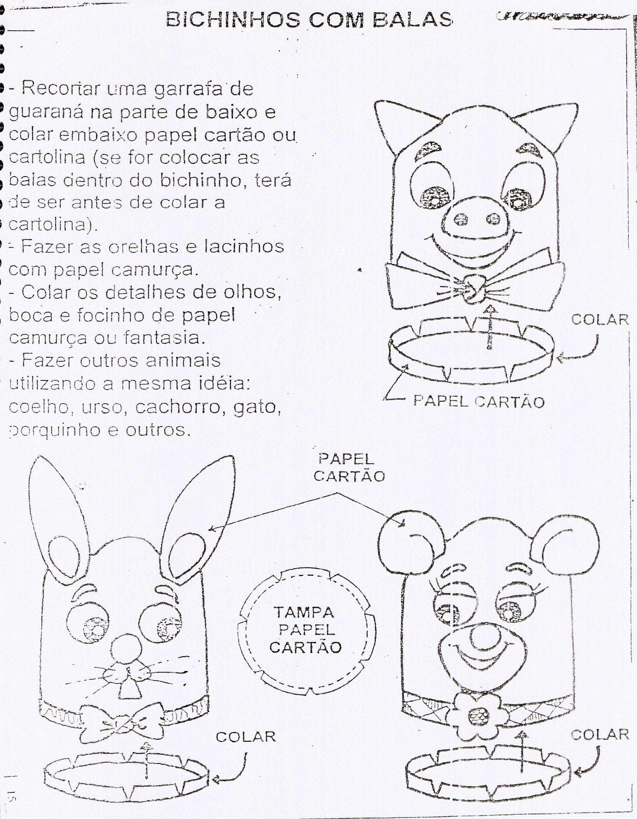 Muitas vezes Jardim da Tia Di♥: Atividades de Educacao Infantil CK94