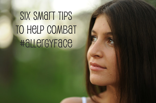 six tips to help combat allergyface