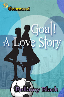 Blog Tour: Goal by Bellamy Black