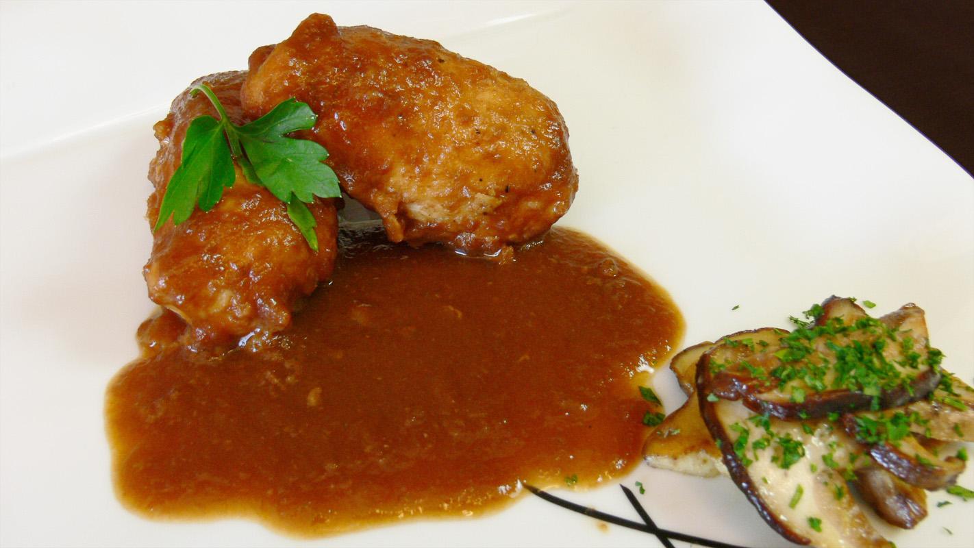 Cocinar para los amigos pechugas de pollo en salsa - Salsas para pechuga de pollo ...