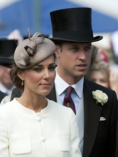 Prince William Wedding News: Prince William at Princess Catherine's Side to Await Birth of Royal Baby