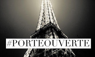 #PorteOuverte-Paris-France-terror-eiffel-tower-berita-sharing