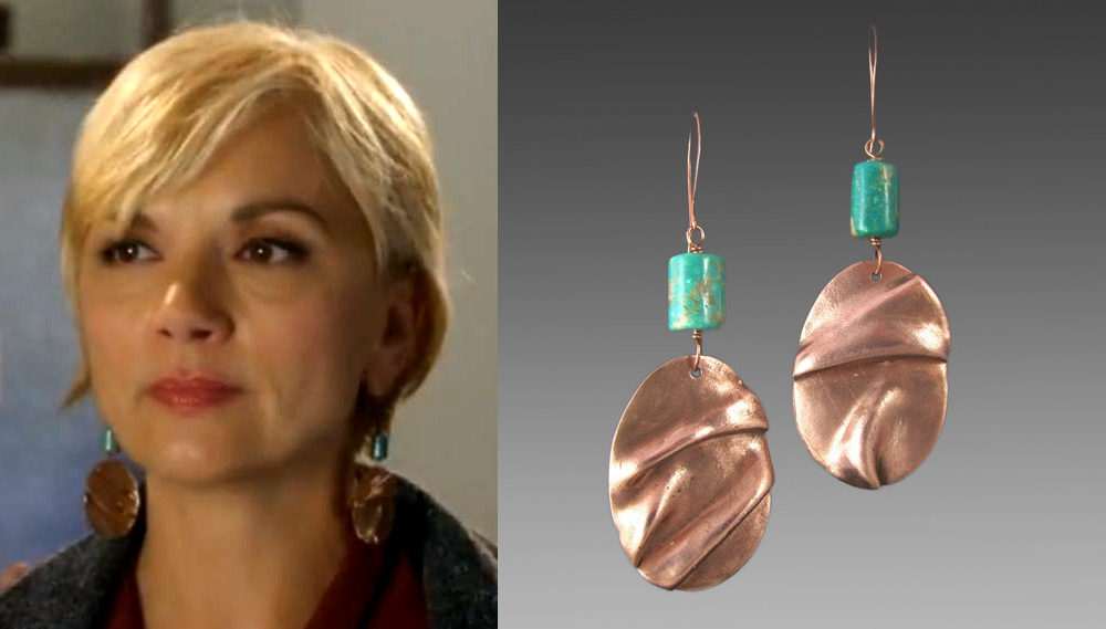 http://brackendesigns.com/product/seen-cedar-cove-abstract-folded-copper-earrings-turquoise-bohemian-style