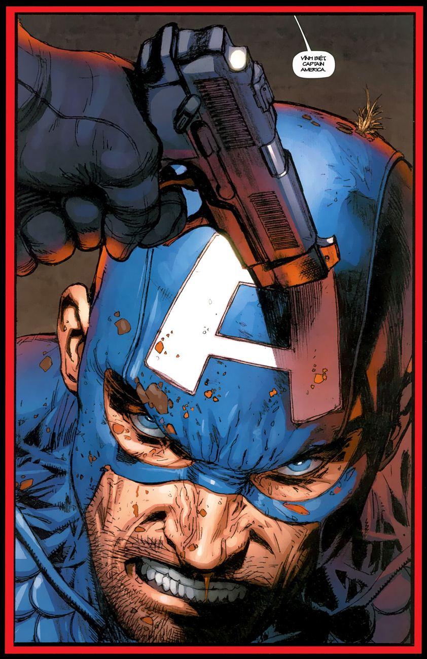 Ultimate Captain America chap 1 - Trang 6