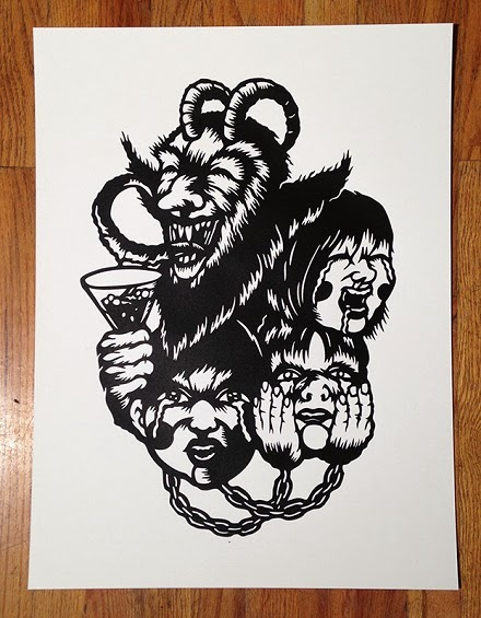 http://shop.scumbagsandsuperstars.com/product/sexual-youkai-krampus-print-2