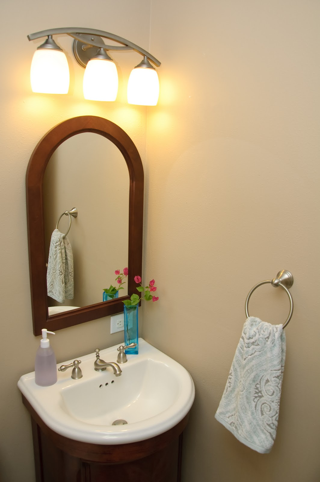 Half Bathroom Ideas