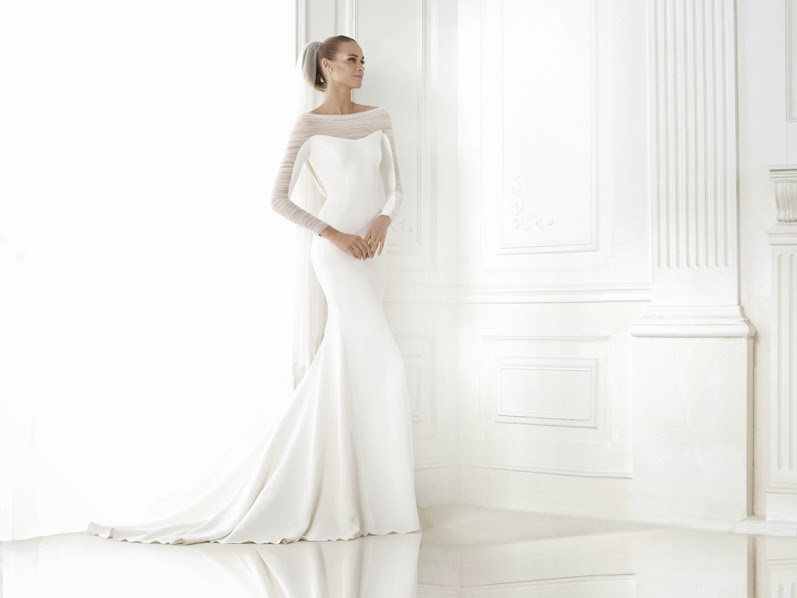 Avance Colección 2015 Pronovias Loves Bloggers Atelier Backstage