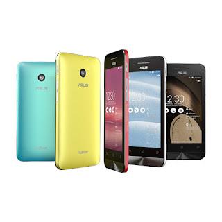 Gambar Asus Zenfone 4 Layar 4
