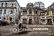 YANGON, a city to rescue