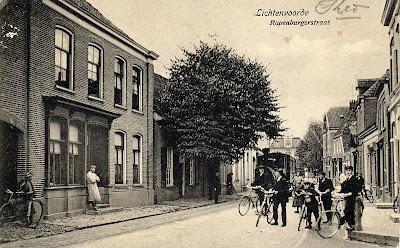 Postcard from Lichtenvoorde
