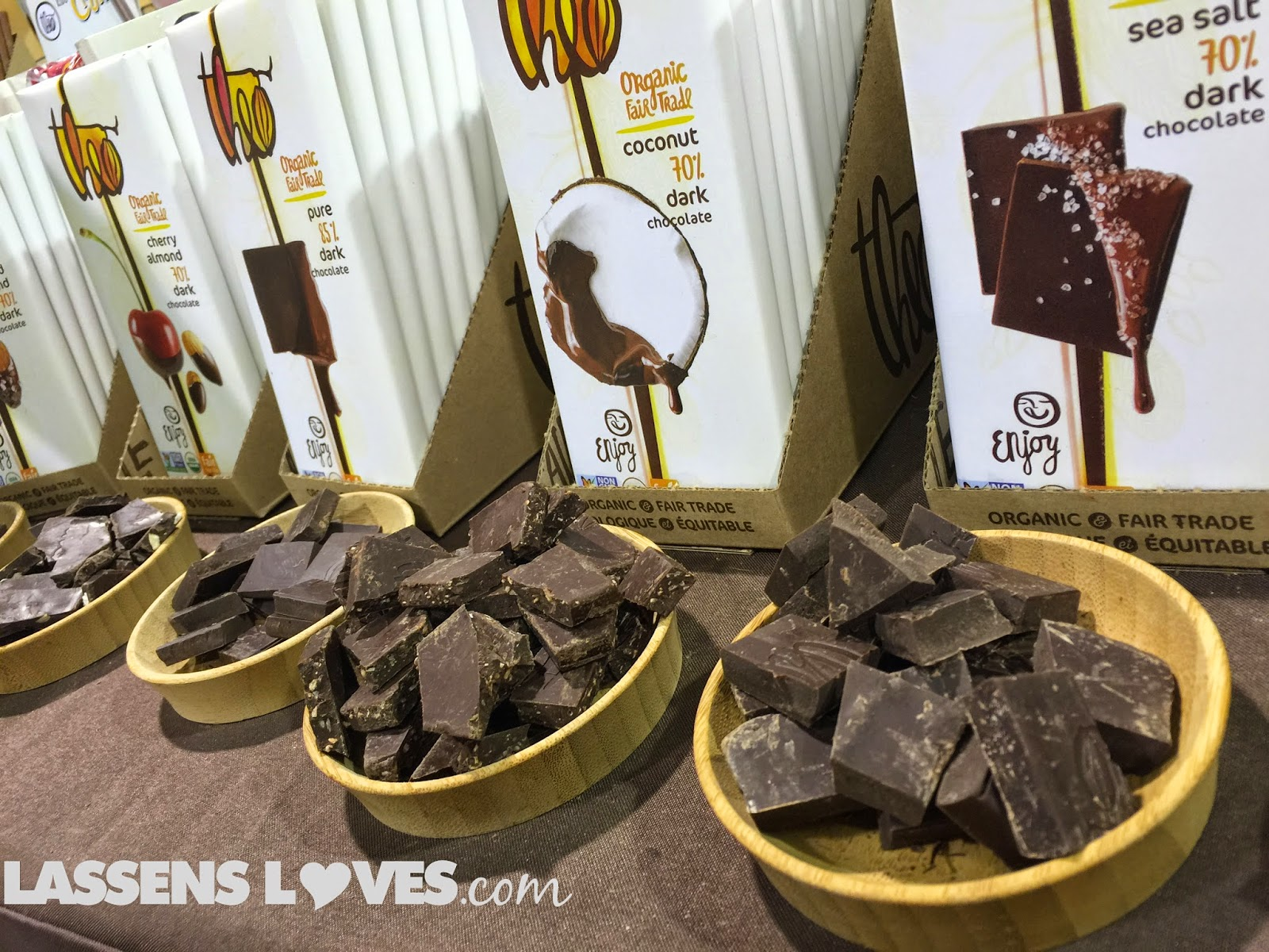 Expo+West+2015, Natural+Foods+Show, New+Natural+Products, Theo+Chocolate